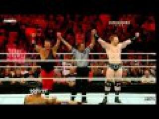 WWE Monday Night RAW 12.09.2011 (Русская версия от RWC)