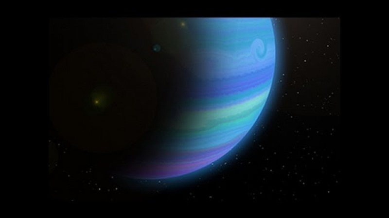 Photoshop How to Make Giant Gaseous Planets like JUPITER from Scratch.