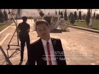 Begmyrat Annamyradow - Gulum (yakynda new clip) Tach pro