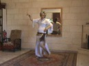 19 Lital Dorchin in Belly Dance Boulevard's belly dancing video lessons project