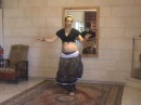 14 Lital Dorchin in Belly Dance Boulevard's belly dancing video lessons project