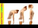 Упражнение для спины Позвонок за позвонком. Урок № 6 Фитнес дома с Катериной Буйда