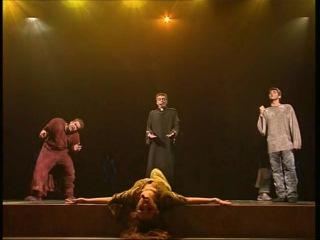 Notre Dame de Paris Müzikali (1998) (Türkçe Altyazılı)
