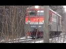 Электровоз ВЛ10-269. Ржевский лесопарк 2017