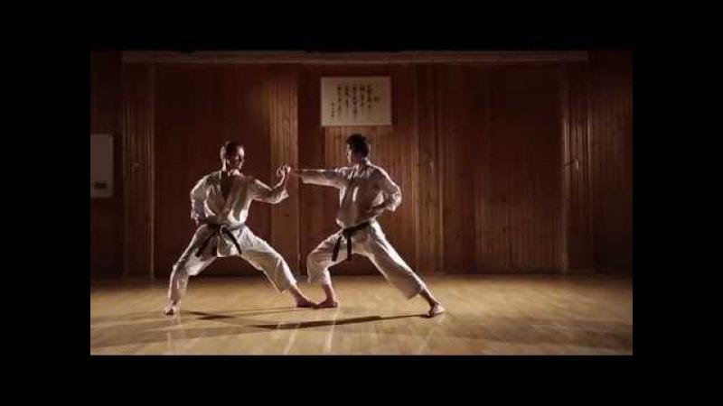 Кумитэ-ката Дзёку ич Kumite-kata Joku ich HD 720