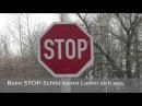Unterwegs in Deutschland - als Radfahrer - deutsche Untertitel