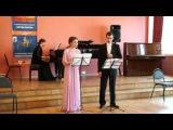 Alexey Vetkin Anastasiya Vetkina  duetto Guardians and Leonora Verdi