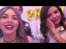 Danielle Campbell - F The prom - Behind the scenes