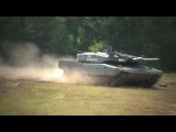 Leopard 2 MBT Revolution main battle tank German Army.equipped with a 120 mm smoothbore gun