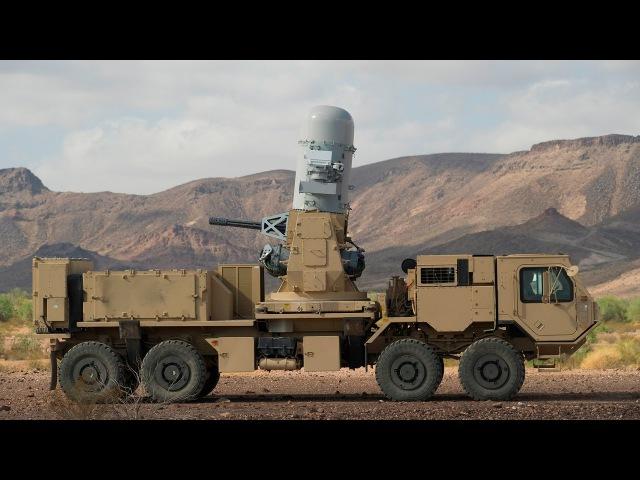 Land-Based Phalanx Weapon System - Counter Rocket, Artillery, Counter-RAM