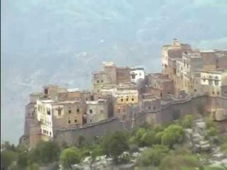 Заброшенный город Мариб (Йемен, Мариб).