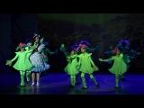 Новогоднее приключение Алисы в Зазеркалье