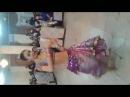Талят и Саида. Индийский танец. Импровизация