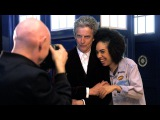 Pearl Mackie's First Day On Set - Doctor Who