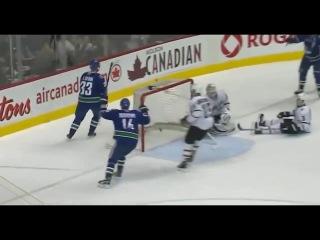 Best Tic Tac Toe Goals NHL