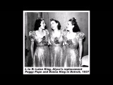 THE KING SISTERS with ALVINO REY AND HIS ORCHESTRA - WALK IT ON DOWN