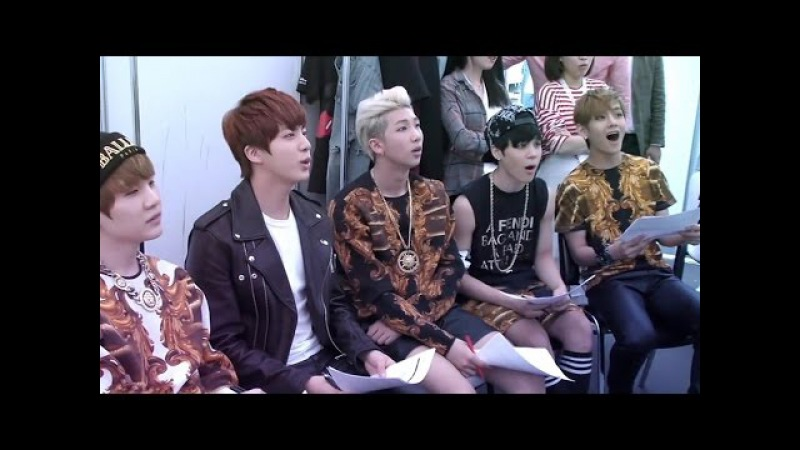 [ENG SUB] BTS As Judges For A K-POP Dance Cover Competition