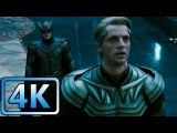 Nite Owl &amp Rorschach vs Ozymandias Watchmen (2009) 4K ULTRA HD