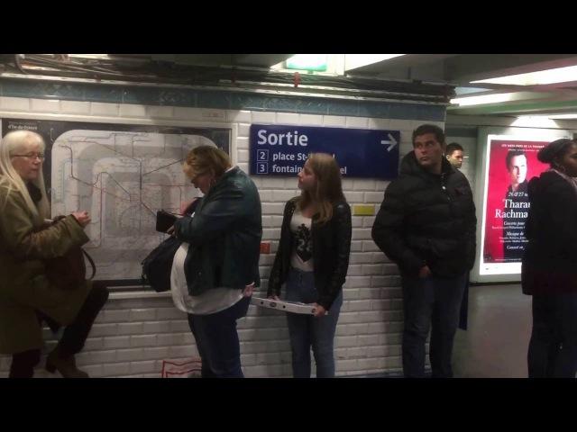 Galsen in Paris Part 4