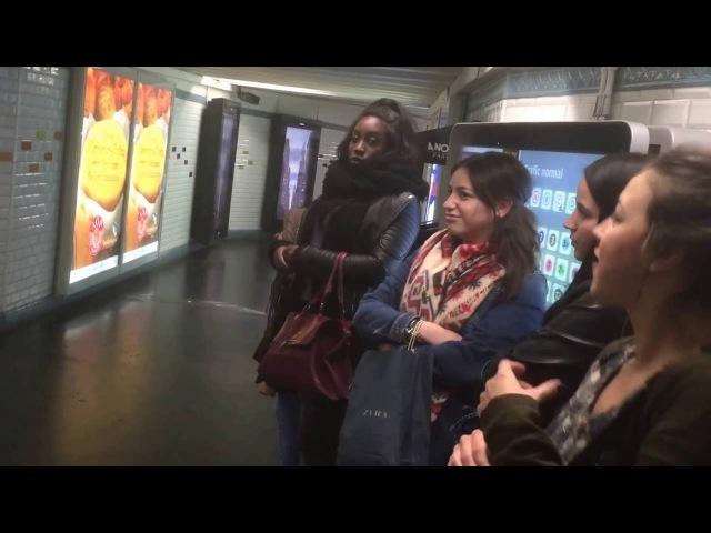Galsen in Paris Part 1