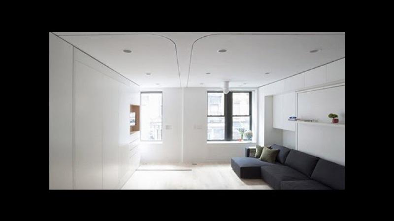 6 комнат в одной: квартира-трансформер