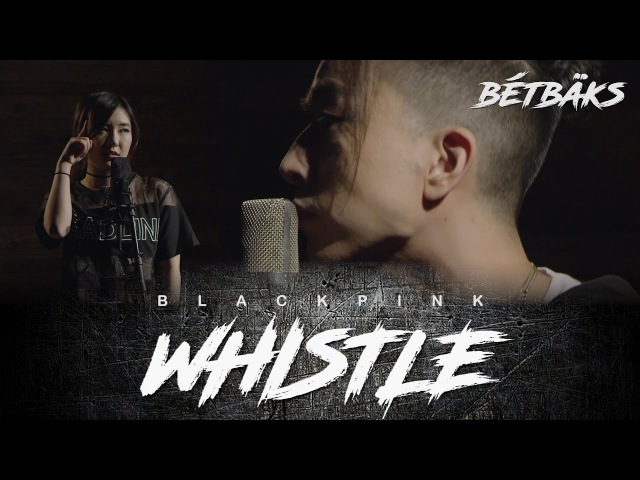 KSTYLE TV Betbaks by KRNFX feat Megan Lee BLACKPINK 휘파람 Whistle