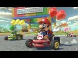 Mario Kart 8 Deluxe - 30 минут геймплея