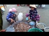 Вьетнам. Муй-не. Рыбацкая деревня. Февраль 2017 года, 7 утра