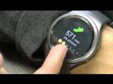 Samsung Gear S2 Sport и Classic новые умные часы в подарок от Орифлэйм (1)