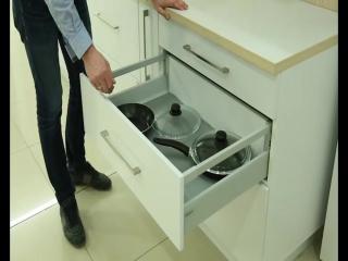 Тест-драйв кухни 4 минуты полезной информации.