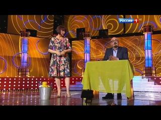 Смеяться разрешается. Светлана Рожкова и Юрий Евдокунин. Эротическая сцена