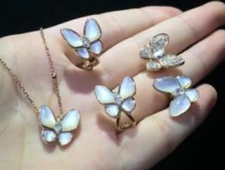 Two Butterfly. Van Cleef Arpels.