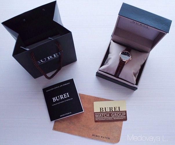 Классические часы с золотой фурнитурой на кожаном ремешке или идеальный