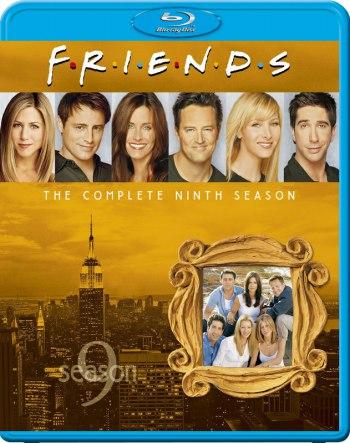 Друзья,   9 сезон любимого сериала 1-24 серии из 24/Friends СТС   1+1