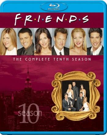 Друзья,   10 сезон любимого сериала 1-18 серии из 18/Friends СТС | 1+1