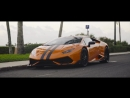 Lamborghini Aerodynamic, Aesthetic,  Center-Lock Wheels Kit for Huracan