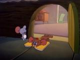083. Tom Jerry - Little School Mouse | Том и Джерри - Мышь-школьница (1954)