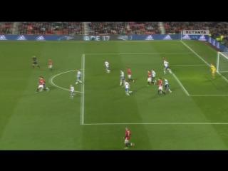 Манчестер Юнайтед - Уиган. Гол Смоллинга