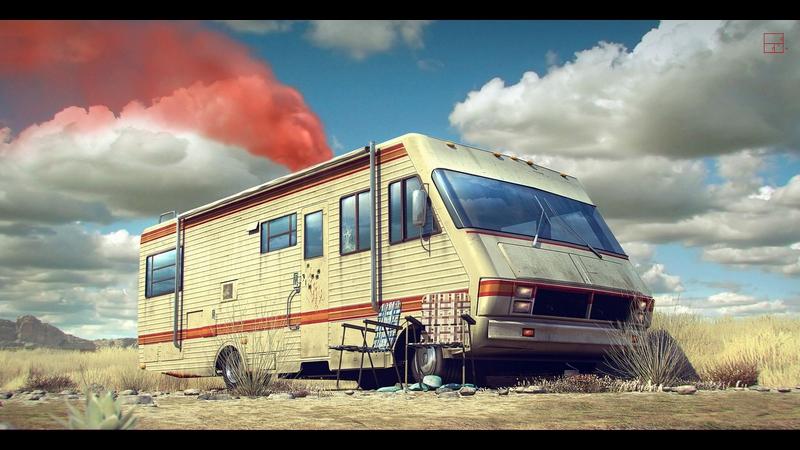 Breaking Bad\Во все тяжкие🔫, 1 сезон (LostFilm HD), 5 серия — Серое вещество (Gray Matter)