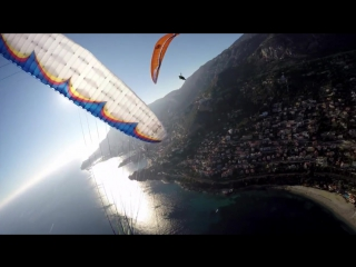 Roqacro 2016 acro paragliding french riviera