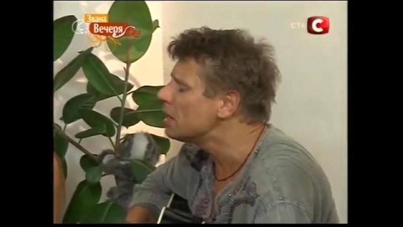Олег Лапоногов - Утренний Белый Луч (Acoustic)