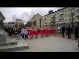 Играй гармонь в Черняховске