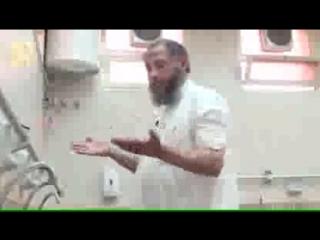 Омовение по сунне(Усман аль-Хамис)