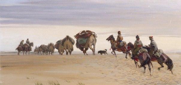 Шанды-Жорык, или «Пыльный поход»