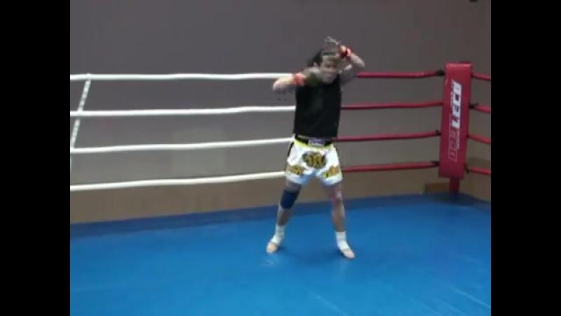 3 Упражнения для мышц рук. 8 - СФП. Муай Тай