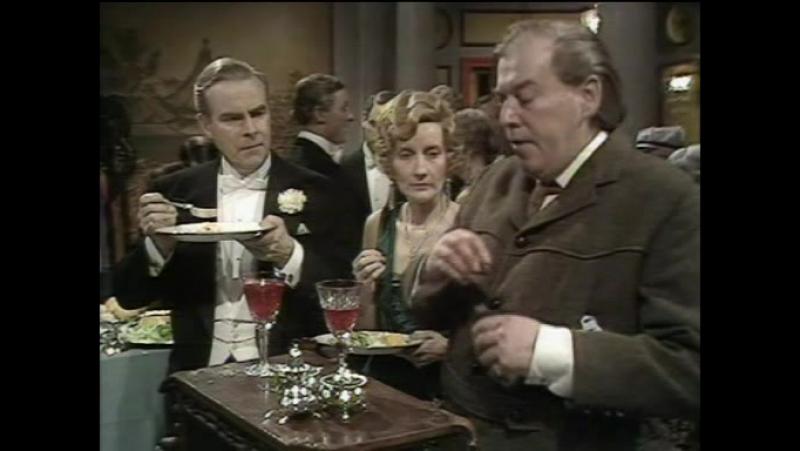 Неприятности в клубе «Беллона» (1972) 3 серия из 4 [Страх и Трепет]