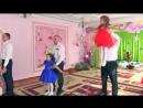 танец пап и дочек в детском саду 8 Марта г. Бельцы