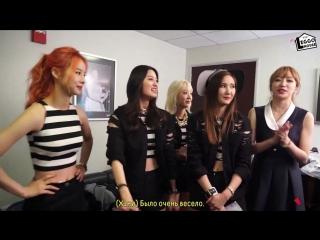 [РУС.САБ] EXID LA Korea Times Music Festival