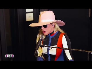 Lady Gaga - Perfect Illusion (Live @ 97.1 AMP Radio)