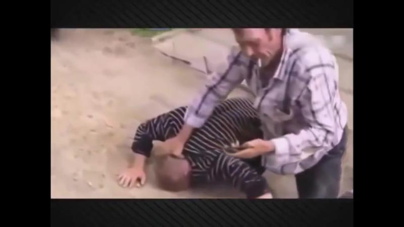 Смешные пьяные драки))